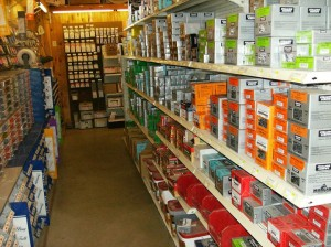 Building Supplies Hardware Supplies